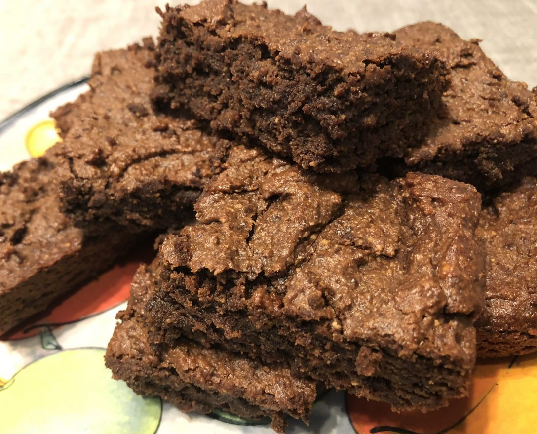 Paleo Tigernut Brownies