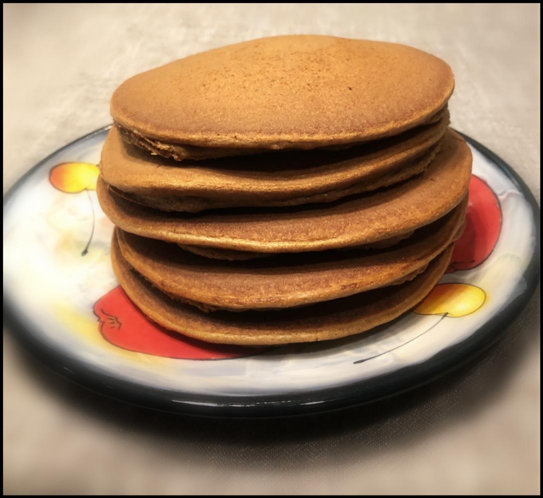 Paleo Tigernut Pancakes