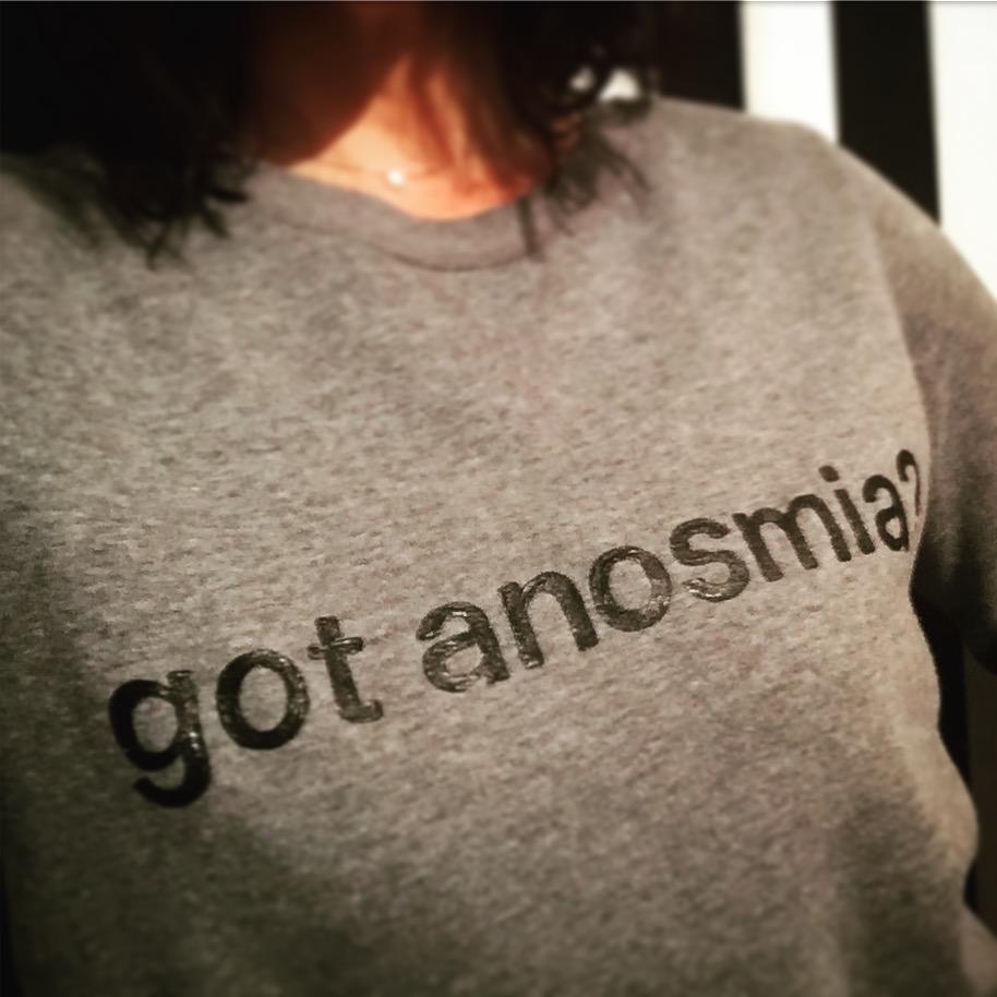 got anosmia